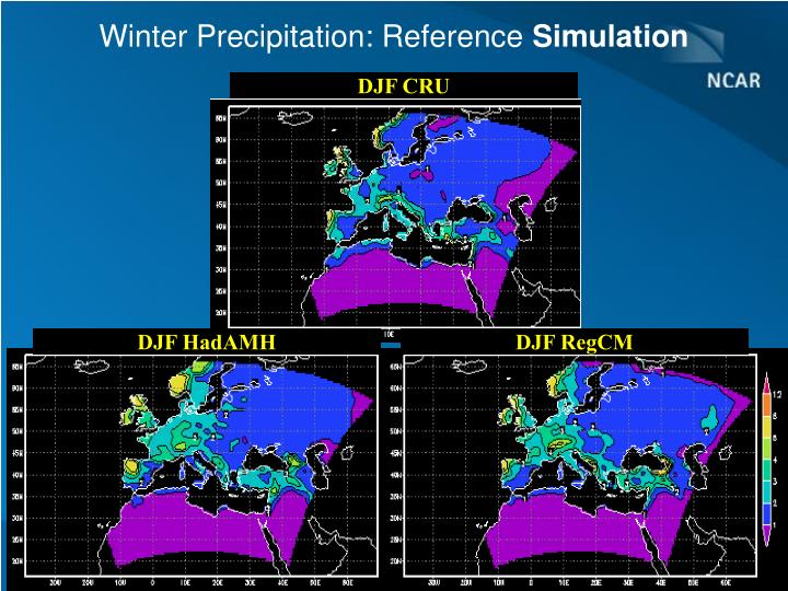 Winter Precipitation: Reference