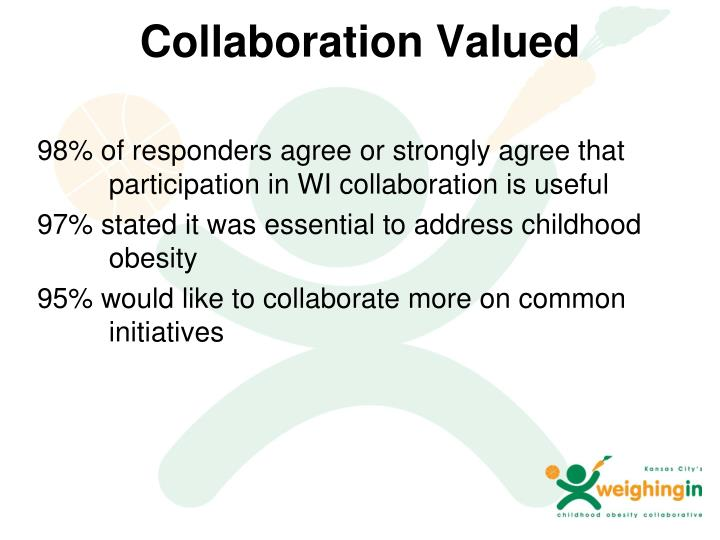Collaboration Valued