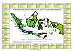 peta inventarisasi mitra kerja perum bulog seluruh indonesia 2005