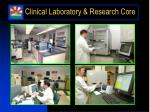 clinical laboratory research core