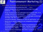 positionnement marketing 1