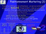positionnement marketing 3