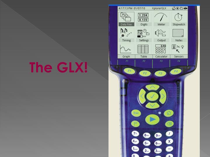 The GLX!