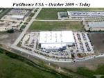 fieldhouse usa october 2009 today