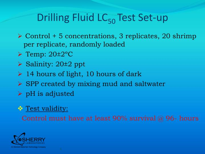 Drilling Fluid LC