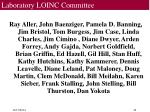 laboratory loinc committee