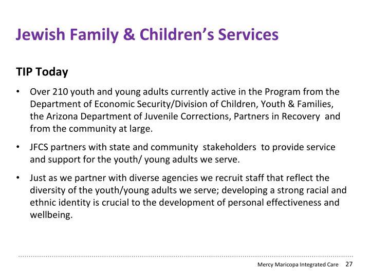 Jewish Family & Children's Services