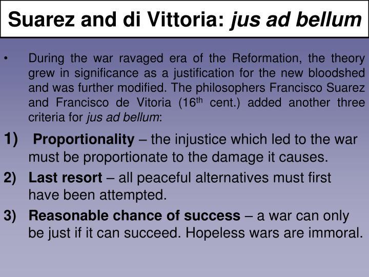 Suarez and di Vittoria: