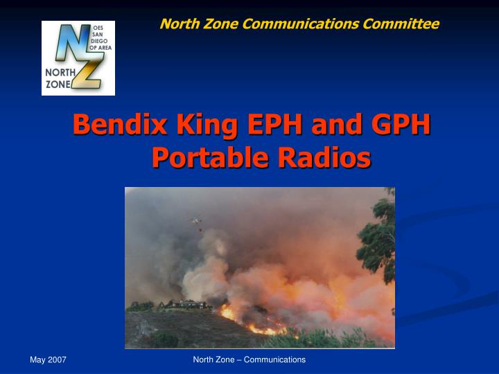 North Zone Communications Committee