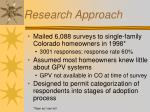 research approach1