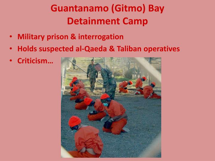 Guantanamo (