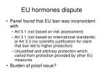 eu hormones dispute1