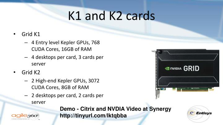 K1 and K2 cards