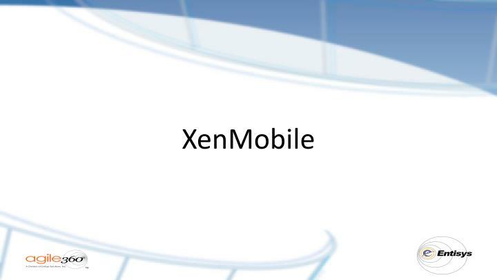 XenMobile