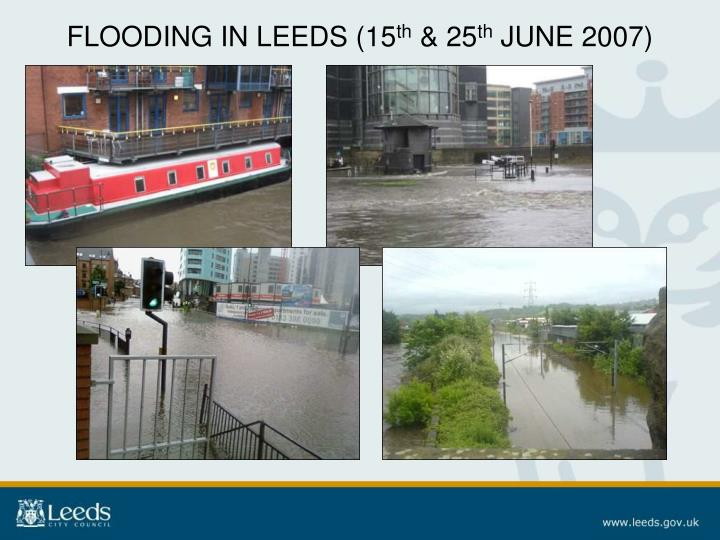 FLOODING IN LEEDS (15