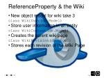 referenceproperty the wiki