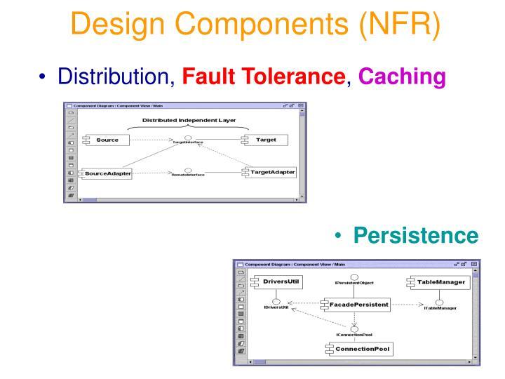Design Components (NFR)