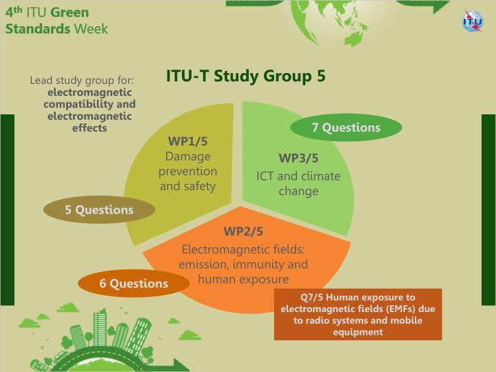 ITU-T Study Group 5