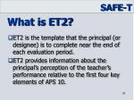what is et2
