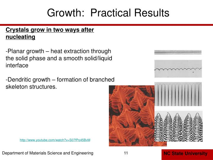 Growth:  Practical Results