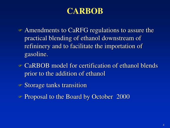 CARBOB