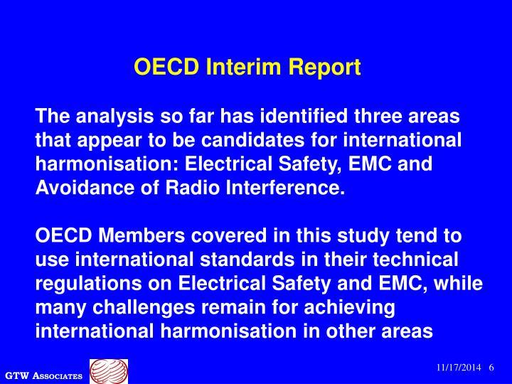 OECD Interim Report