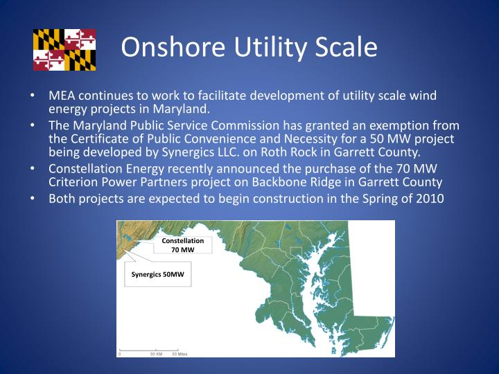 Onshore Utility Scale