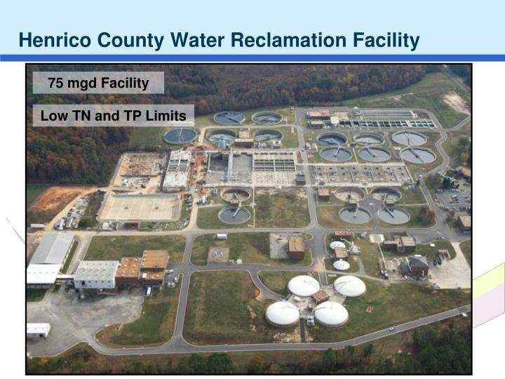 Henrico County Water Reclamation Facility
