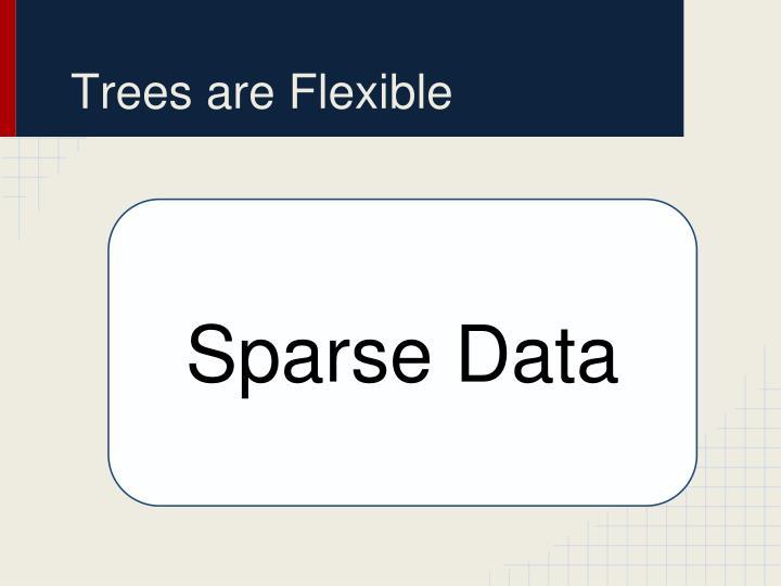 Trees are Flexible