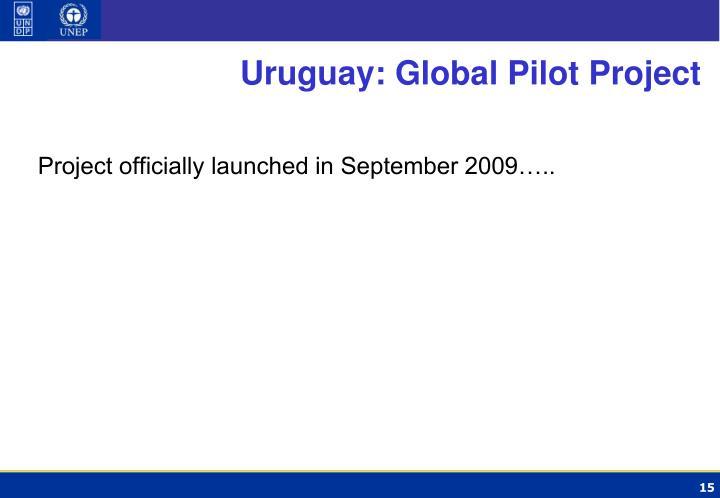 Uruguay: Global Pilot Project