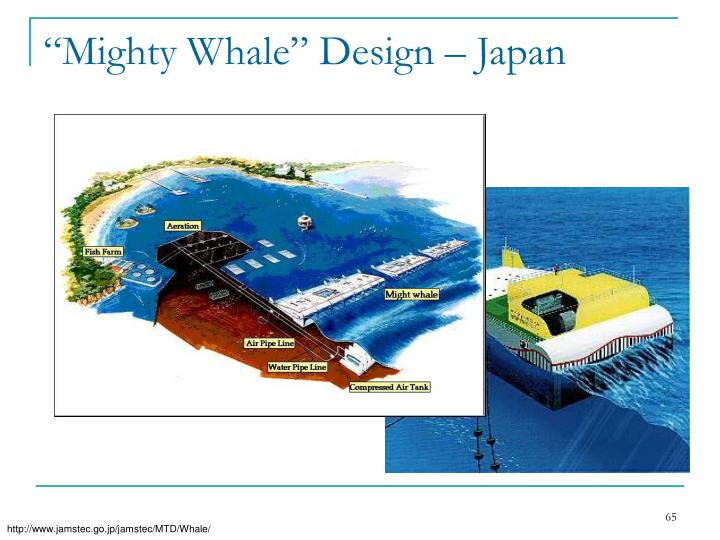 """""""Mighty Whale"""" Design – Japan"""