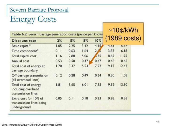 ~10¢/kWh