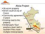 alicia project