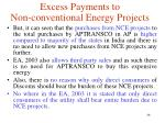 excess payments to non conventional energy projects2