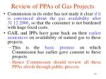 review of ppas of gas projects1