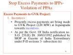 stop excess payments to ipps violation of ppas9