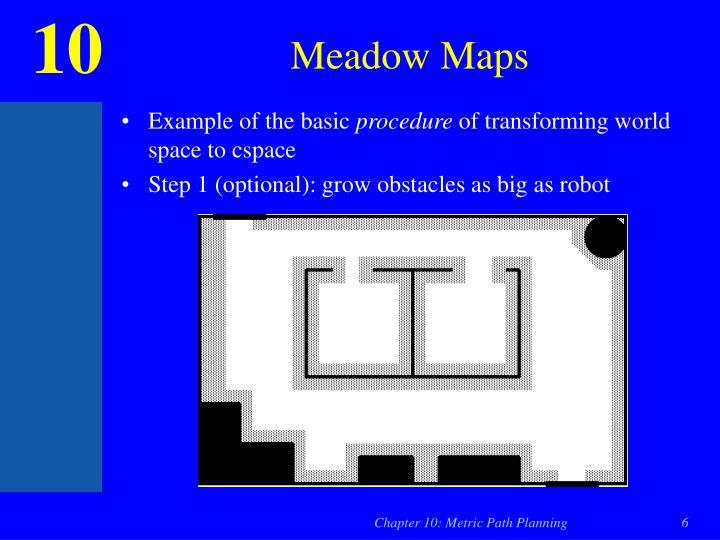 Meadow Maps