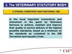 3 the veterinary statutory body1