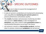 pqs specific outcomes1