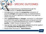 pqs specific outcomes2