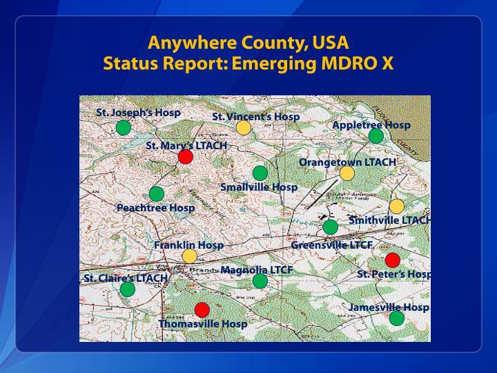 Anywhere County, USA