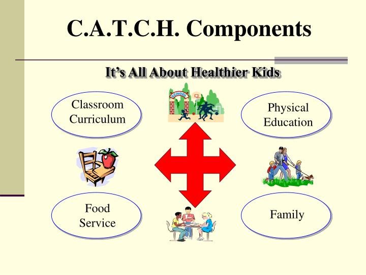 C.A.T.C.H. Components