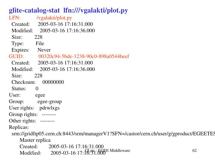 glite-catalog-stat  lfn:///vgalakti/plot.py