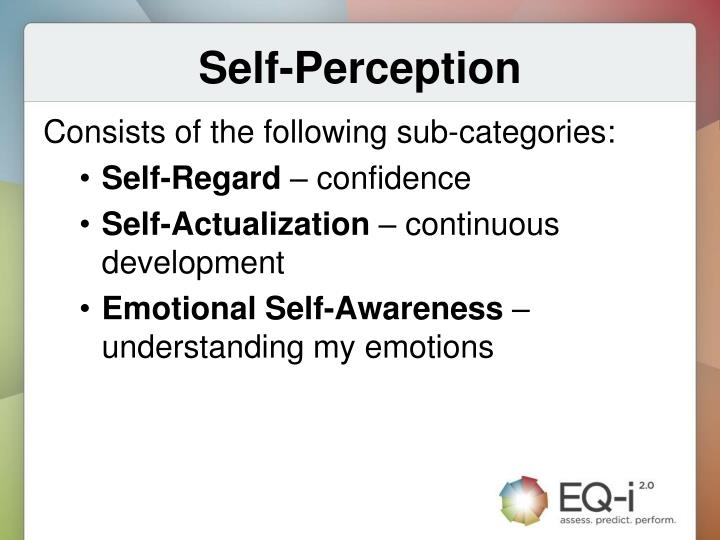 Self-Perception