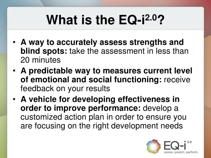 What is the EQ-i