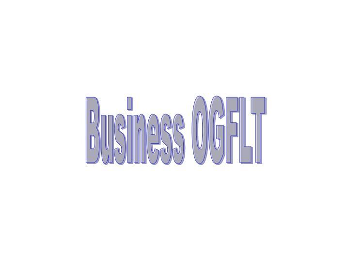 Business OGFLT