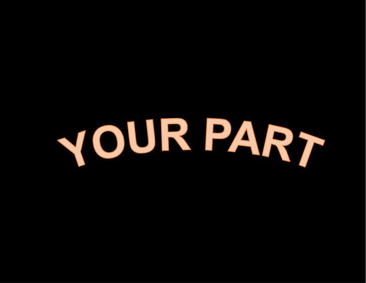 YOUR PART