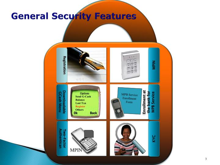 General Security Features