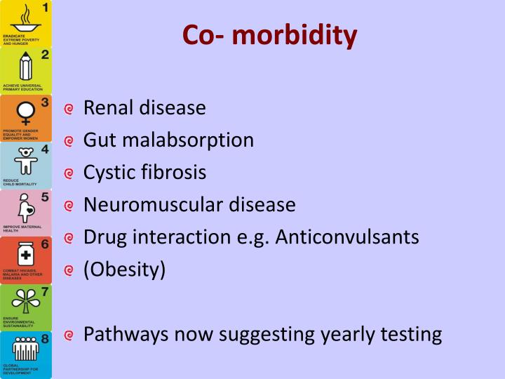 Co- morbidity