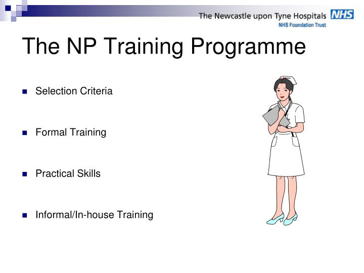 The NP Training Programme